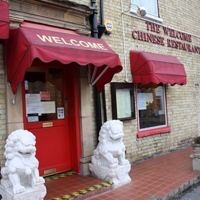 Welcome Chinese, St Ives